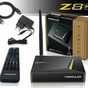 Formuler Z8 UHD 4K Pro