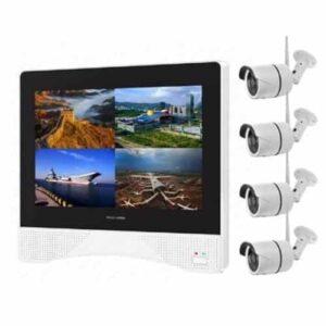 Kamera Kit NVR-M410-YH
