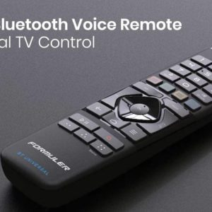 Formuler Advanced Bluetooth Voice Remote with Universal TV Control