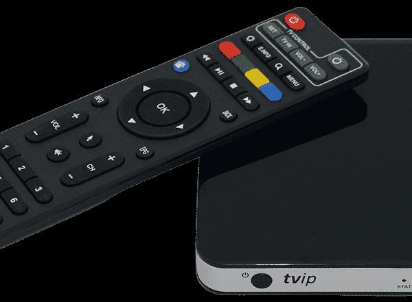 TVIP S-Box V501 WiFi