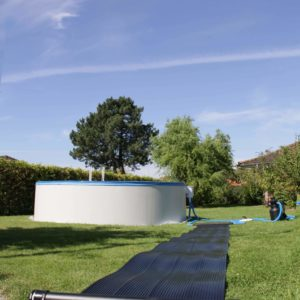 Solvärmepanel 0,6 x 6 meter