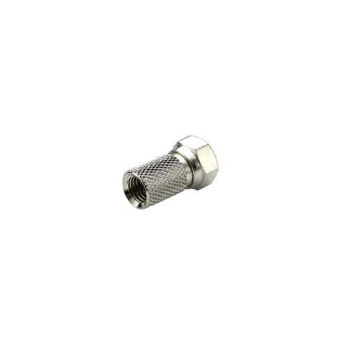 TRIAX Triax F-kont. skruv f. 6,8mm kabel, 4,9/6,8mm