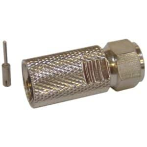 NORDSAT F-kontakt twist on till 10,0mm