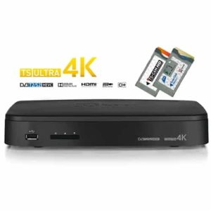 TS ULTRA 4K DVB-T2/S2