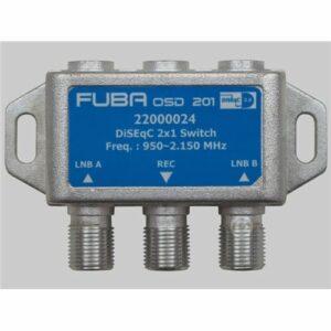 FUBA DiSEqC 2.0 switch 2/1