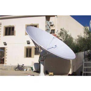 NORDSAT 4.3m Rx Only Antenna