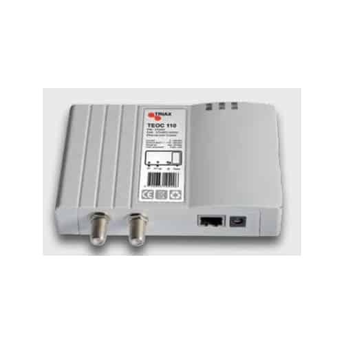 TRIAX Nätverk över coax kable