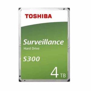 NORDSAT TOSHIBA 4TB SURVEILLANCE HARD DRIVE