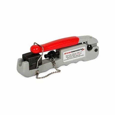 PCT Verktyg, Compression PCT-AIO-CT, RG-59, RG-6, RG-11, BNC mm