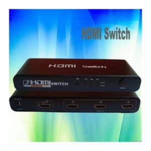 NORDSAT 3 to 1 HDMI Switch