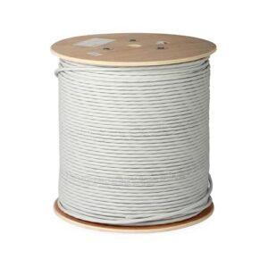NETSET CAT 6A U / FTP skärmad kabel,500m