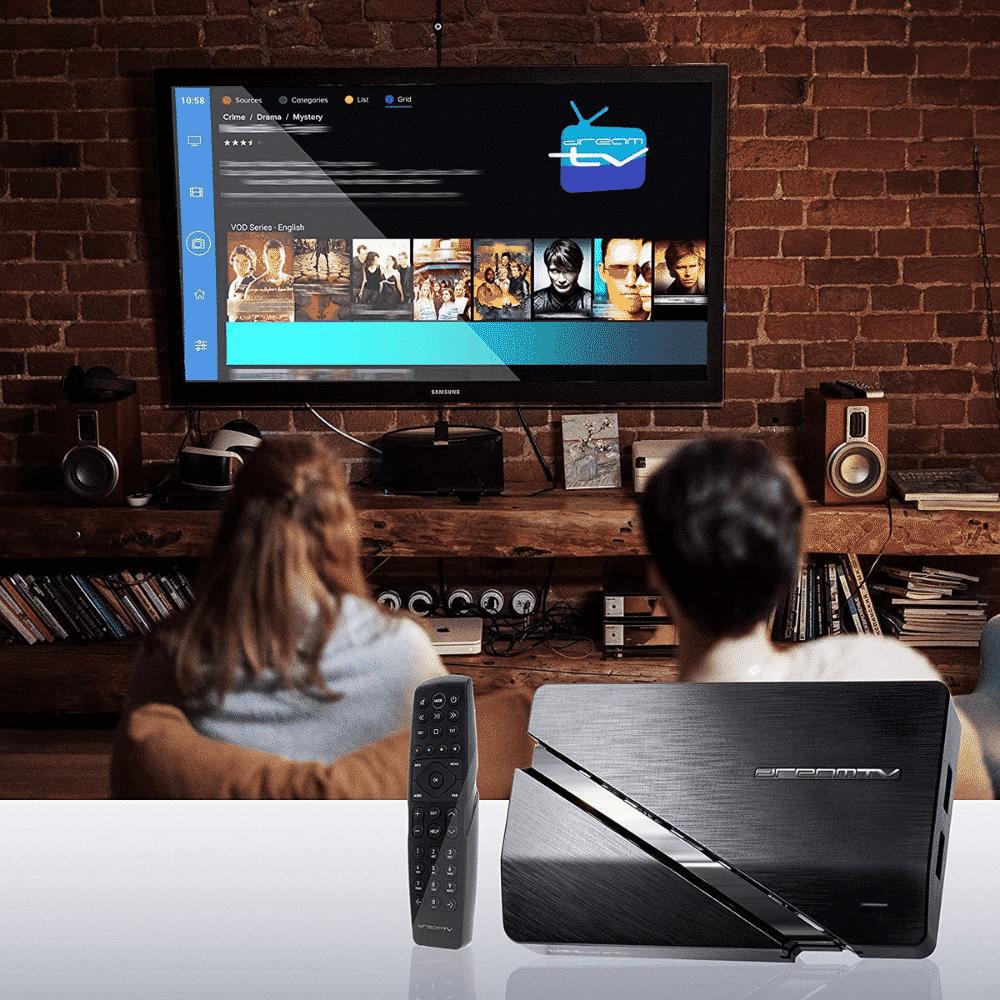 DreamTV Mini Ultra HD (Android 9.0)