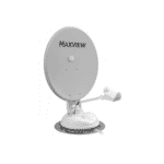 MAXVIEW Omnisat Seeker Wireless 85 cm – Fullt automatiskt satellitsystem