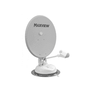 MAXVIEW Omnisat Seeker Wireless 85 cm - Fullt automatiskt satellitsystem