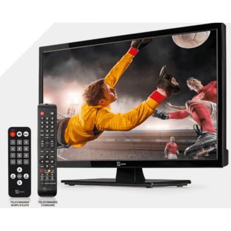 TELESYSTEM PALCO22 22 12v Slim Full HD