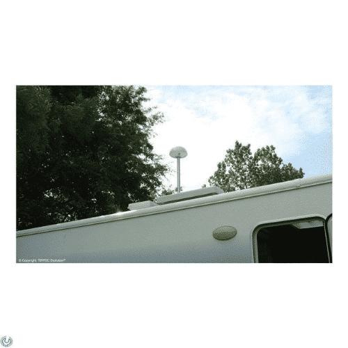 TERTEK Stavantenn för husvagnar och husbilar