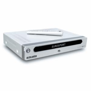 DGStation AB IPBox 9000HD Silver (CubeRevo HD IPBox 9000HD)