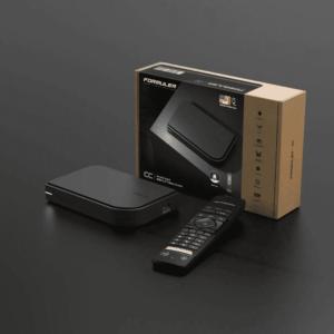 FORMULER CC - 4K UHD Hybrid Over-the-Air & OTT Cord-cutting Media Receiver