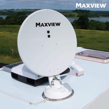 Omnisat Seeker Wireless 65 cm - Fullt automatisk satellitsystem