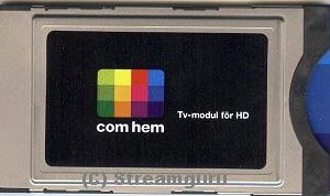 Conax SmarCAM-3 CI Plus för Com Hem