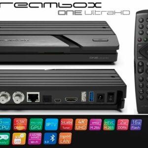 Dreambox One Ultra HD 4K