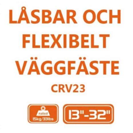 NORDSAT CRV23 väggfäste för husbil/husvagn