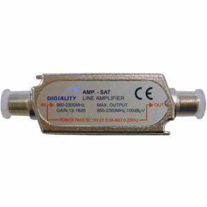 DIGIALITY Digiality linjeförstärkare satellit