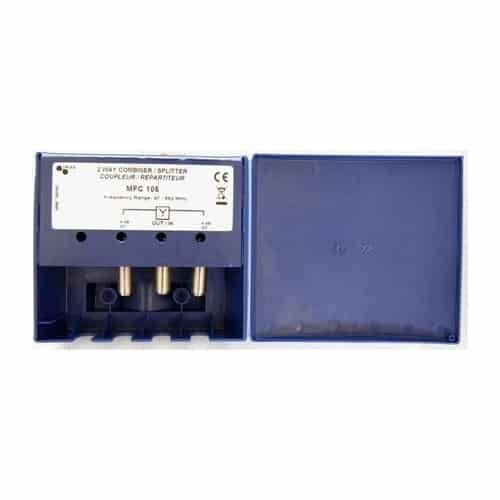 TRIAX MFC 150 filter, UHF+VHF, UHF+VHF. DC valfri