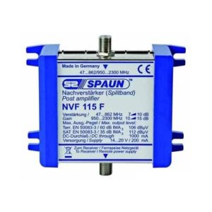 SPAUN Spaun NVF 115 F