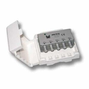 ALCAD ALCAD SPLITTER 4 OUT G=6 dB MAST (9Vdc)