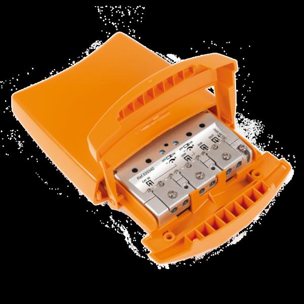 TELEVES DigiMast power UHF+B1/B3 (DAB)+FM
