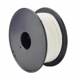 NORDSAT White 3D Printer Filament PLA 250g 1.75mm Diameter