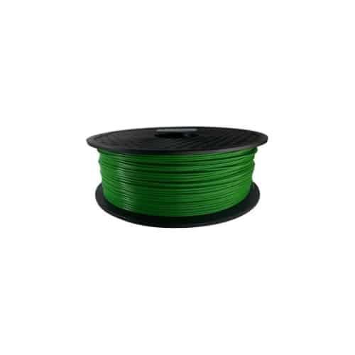 NORDSAT Green 3D Printer Filament PLA 250g 1.75mm Diameter