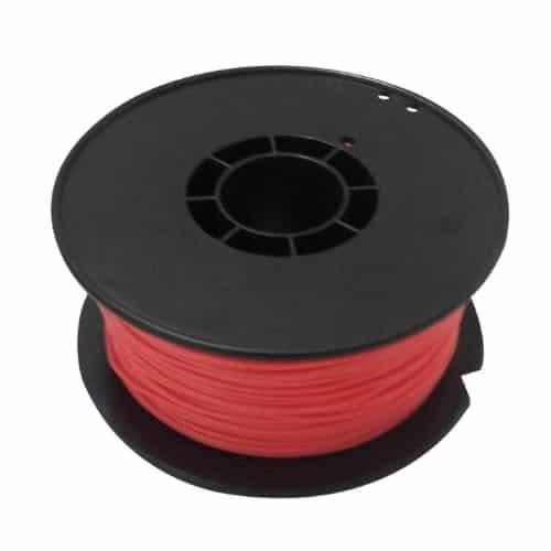 NORDSAT Red 3D Printer Filament PLA 250g 1.75mm Diameter
