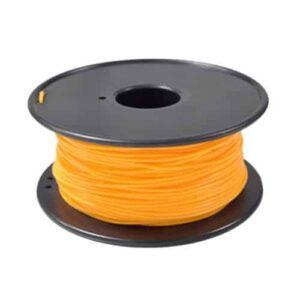 NORDSAT Orange 3D Printer Filament PLA 250g 1.75mm Diameter