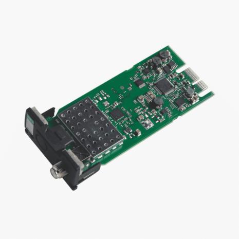 TRIAX TDX Ingångsmodul DVB-S/S2